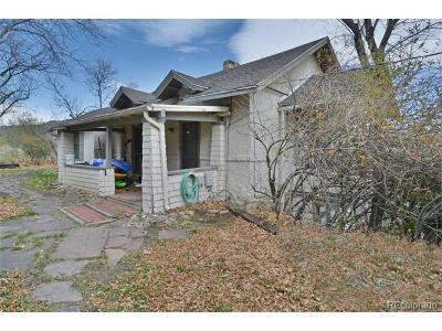 Boulder Single Family Home Active: 1590 Hillside Road