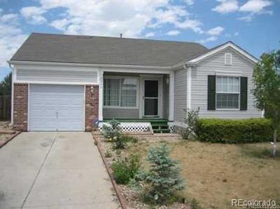 Denver Single Family Home Sold: 5240 Hannibal Street