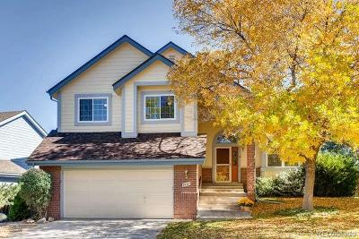 Highlands Ranch Single Family Home Under Contract: 9656 Promenade Place