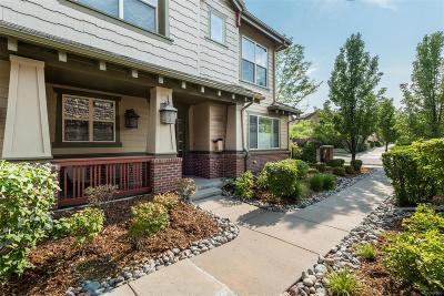 Lone Tree Condo/Townhouse Under Contract: 10141 Bluffmont Lane