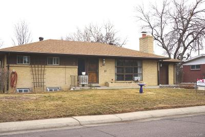 Single Family Home Under Contract: 630 Cody Court