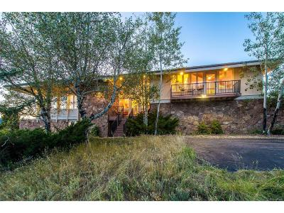 Golden Single Family Home Under Contract: 343 Paradise Road