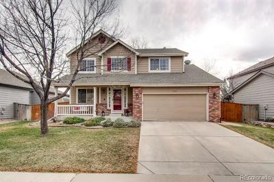 Broomfield Single Family Home Active: 1320 Foxtail Drive