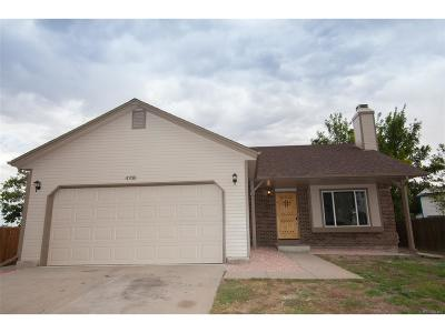 Denver Single Family Home Active: 4700 Enid Way