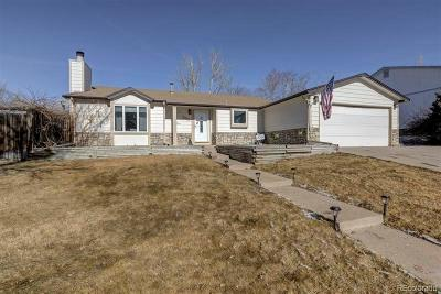 Aurora Single Family Home Under Contract: 17937 East Oxford Drive