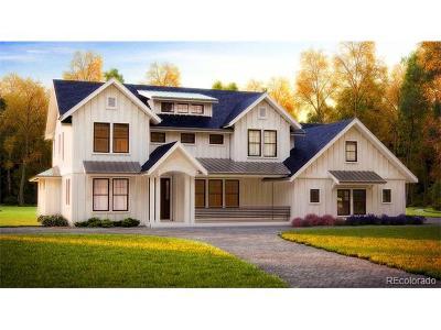 Arvada Single Family Home Active: 5153 Estes Lane
