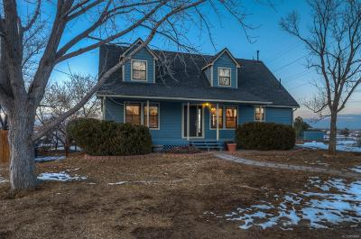 Arvada Single Family Home Active: 13149 West 88th Avenue
