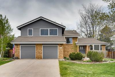Northridge Single Family Home Under Contract: 687 Sage Circle