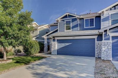 Castle Rock CO Condo/Townhouse Active: $325,000