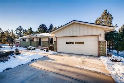 Colorado Springs Single Family Home Active: 7668 Thunderbird Lane