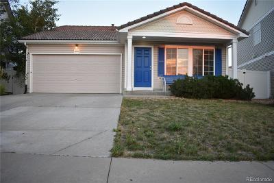 Denver Single Family Home Active: 20518 March Drive