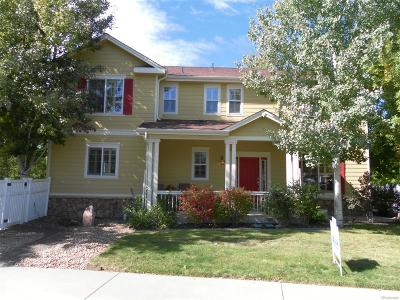 Longmont Single Family Home Active: 4001 Ravenna Place