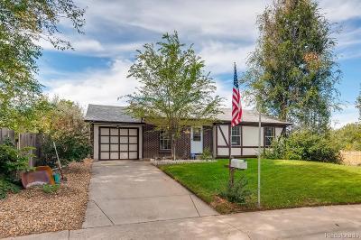 Aurora, Denver Single Family Home Active: 2581 South Kittredge Way