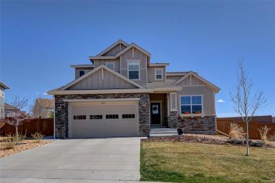 Aurora, Denver Single Family Home Under Contract: 5412 South Granby Way
