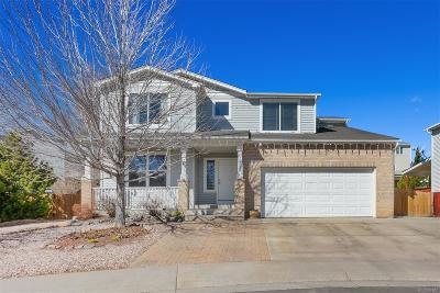 Littleton Single Family Home Active: 10474 Buckeye Street