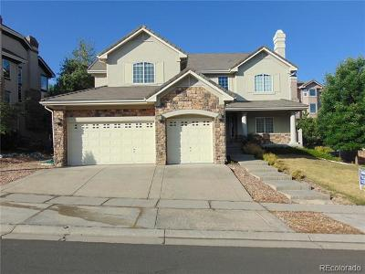 Aurora Single Family Home Active: 7461 South Coolidge Way