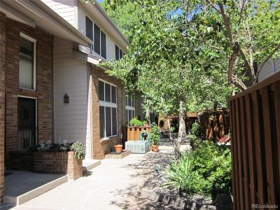 Denver Condo/Townhouse Under Contract: 1011 North Pennsylvania Street #F