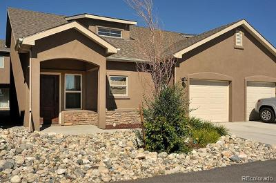 Poncha Springs Condo/Townhouse Active: 10461 Mesa View Court