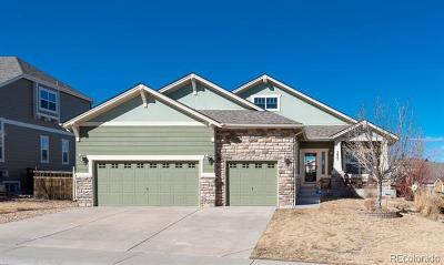 Castle Rock Single Family Home Active: 2623 McLean Court