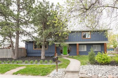 Wheat Ridge Single Family Home Under Contract: 12290 West 35th Avenue