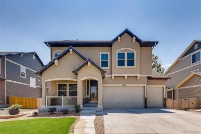 Commerce City Single Family Home Under Contract: 11530 East 118th Avenue