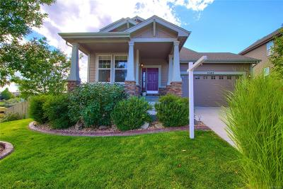 Thornton Single Family Home Under Contract: 13103 Spruce Place