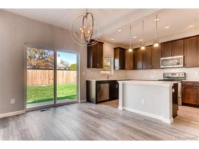 Denver Single Family Home Active: 7864 Florado Street
