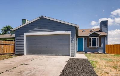 Aurora Single Family Home Active: 1670 Ensenada Way
