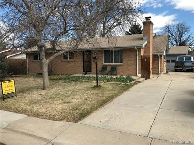 Centennial Single Family Home Active: 6576 South Kit Carson Street