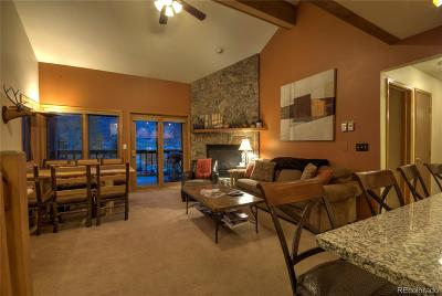 Steamboat Springs Condo/Townhouse Under Contract: 480 Ore House Plaza #302D