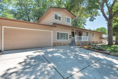 Littleton Single Family Home Active: 6140 South Sterne Parkway