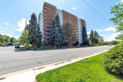 Condo/Townhouse Active: 4570 East Yale Avenue #103