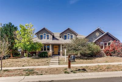 Aurora Single Family Home Under Contract: 24242 East Glasgow Circle