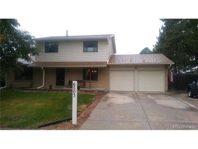 Arvada Single Family Home Active: 6503 West 85th Avenue
