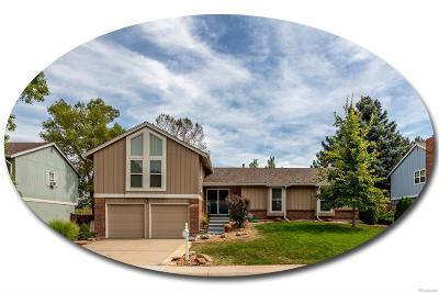 Centennial Single Family Home Active: 7284 South Harrison Way