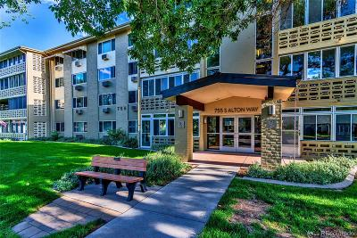 Denver Condo/Townhouse Active: 755 South Alton Way #9D