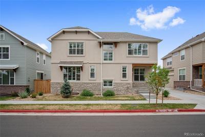 Wheat Ridge Single Family Home Active: 3245 Yukon Court