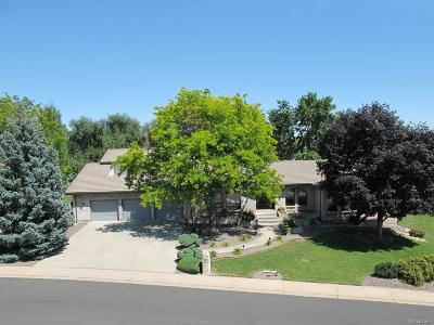 Westminster Single Family Home Active: 2241 Country Club Loop