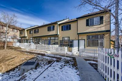 Denver Condo/Townhouse Active: 8199 Welby Road #3401