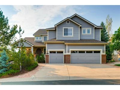 Aurora Single Family Home Under Contract: 22447 East Polk Drive