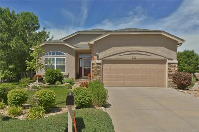 Longmont Single Family Home Under Contract: 1122 Signature Circle