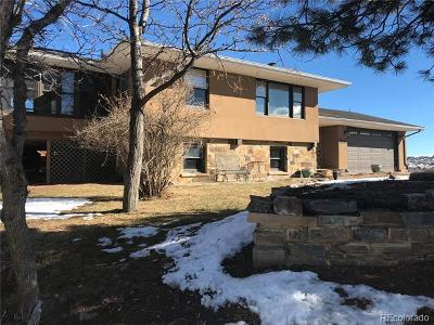 Sedalia Single Family Home Active: 7029 Rainbow Creek Road
