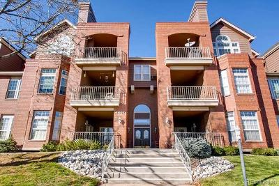 Littleton Condo/Townhouse Active: 2897 West Riverwalk Circle #206