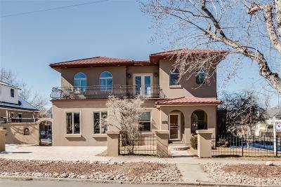 Single Family Home Under Contract: 1601 South Emerson Street