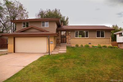 Denver CO Single Family Home Active: $415,000