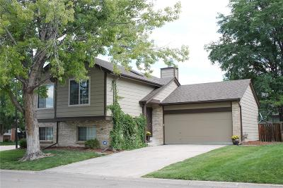 Highlands Ranch Single Family Home Active: 9312 Balsam Court