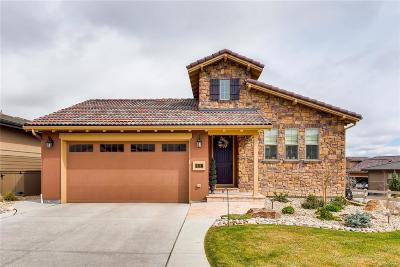 Highlands Ranch Single Family Home Active: 611 Sweetberry Place