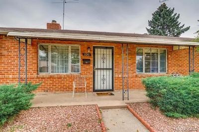 Aurora Single Family Home Active: 1120 Ursula Street