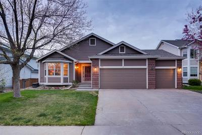 Highlands Ranch Single Family Home Active: 10126 Savannah Sparrow Way