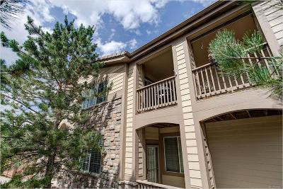Saddle Rock Condo/Townhouse Under Contract: 7121 South Wenatchee Way #A